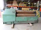 Heisteel ASY-2-HA Steel Plate Bending Roller Machine 10' x 1/2' Cap bidadoo
