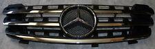 Black W164 Grille ML Classs, 06-08, GRA-W164-0608W-NML-BK,(Fits: Mercedes)