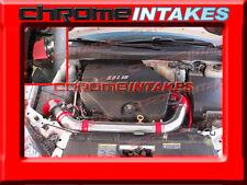 06 07 08/2006 2007 2008 CHEVY MALIBU/PONTIAC G6 3.9 3.9L V6 COLD AIR INTAKE RED