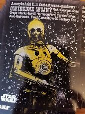 2017 Star Wars 40th Anniversary #137 Polish Star Wars Poster Art by Jakob Erol