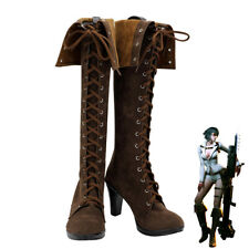 Lady Shoes Cosplay Mary DMC Women Boots
