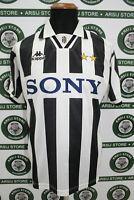 Maglia calcio JUVENTUS DEL PIERO TG M 1996/97 shirt trikot maillot camiseta