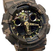 Casio G-Shock Mens Digital Wrist Watch GA100CM-5A  GA-100CM-5A Camouflage