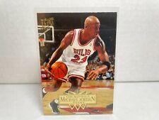 1995-96 Fleer Ultra Michael Jordan #25 Chicago Bulls