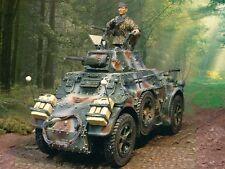 COLLECTORS SHOWCASE German AB34 Scout Car Normandy CS00318