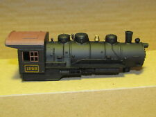 O-4-0 BOILER SHELL CAB # 1588 ALL PLASTIC  BY IHC/PERFECTA NEW