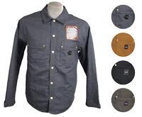 Walls Men's Sherpa Lined Work Shirt Jacket