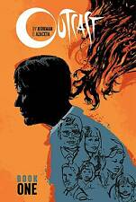 Image Comics Outcast Book One Hardcover Hc Mature Content Horror Kirkman