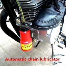 Motorcycle Auto Chain Lubricator Oiler Curved Bellow Cartridge Chain Tensioner