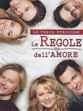 Dvd LE REGOLE DELL'AMORE - Stagione 03 - (2 Dvd) Serie Tv ......NUOVO