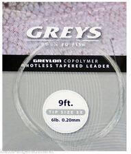 Greys Angelsport-Fliegenschnüre & -vorfächer