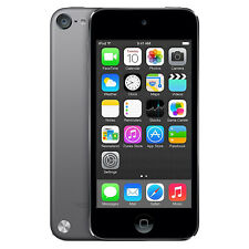 Apple iPod Touch 16GB Space Gray Certified Refurbished 1-Year Warranty FE64LL/A