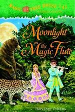 Magic Tree House #41: Moonlight on the Magic Flute (A Stepping Stone B-ExLibrary