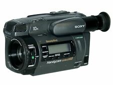 Sony Handycam ccd-tr2000e hi8 Caméscope - 8 mm Video Camera Recorder