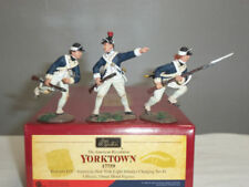 American 1751-1815 Military Personnel Britains Toy Soldiers