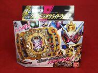BANDAI Kamen Rider Zi-O DX Grand Zi-O Ride Watch JAPAN OFFICIAL IMPORT