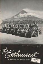 1949 March - The Enthusiast - Vintage Harley-Davidson Motorcycle Magazine