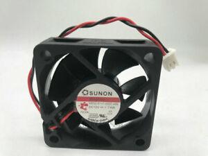 SUNON ME50151V1-000C-A99 50*50*15MM 5CM DC12V 1.74W 2Pin Cooling Fan