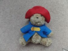 Paddington Bear Eden Peluche Jouet Doux En Peluche Teddy 40th Anniversaire. Taille 22 cm