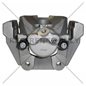 Disc Brake Caliper Rear Left Centric 141.34614 Reman