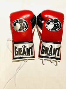 Genuine GRANT PRO CUSTOM Boxing Gloves 8oz, New ..