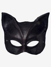 Masque Vénitien Chatte En Cuir Fait à la Main à Venise!