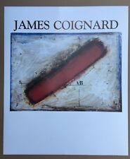 BULK LOT - JAMES COIGNARD (FRENCH) VECTOR ROUGE 1989 - 25 VINTAGE POSTERS