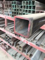 "2 1/2"" x 2 1/2"" x 3/16"" Steel Square Tubing x 12"" Long"