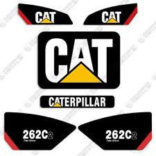 Caterpillar 262 C2 - 2 Speed Decal Kit Equipment Decals