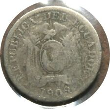 elf Ecuador 1/2 Centavo 1909 H
