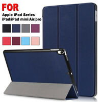 Magnetic Smart Case Tablet Cover For Apple iPad 7th Gen 10.2'' Air 10.5'' 2019