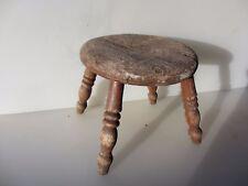 Sgabello in legno vintage Sedile A Panchina Bambini Kids PASSO Fattoria VECCHIO QUERCETO