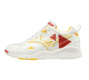 Mizuno Casual Trainers Sky Medal  Shape of Time White Red