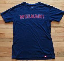 Vintage Wes Welker New England Patriots #83 - Welkah! T-shirt (Large)  Sportique