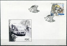 Czech Republic 2020. Ancient Postal Routes (Mint) First Day Cover