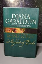 Diana Gabaldon LORD JOHN and the HAND of DEVILS SIGNED 1st
