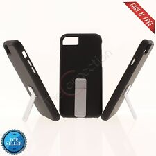 CaseMate Tough Stand Case for iPhone 8 iPhone 7 and iPhone 6/6s Black / Silver