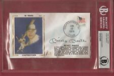 MICKEY MANTLE Beckett Certified Authentic AUTOGRAPH AUTO First Day Cover 1979