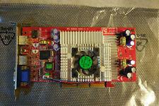 MSI MS-8850 1.1 GeForce3 TI200 128MB DDR VIVO AGP Retro Grafikkarte Graphics