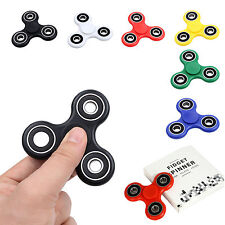 LOT 100X FIDGET SPINNER SPINS 50% LONGER R188 BEARNG FAST 3-4 MIN AVG SPIN TIME