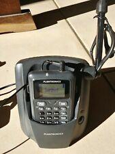 Plantronics CT14 Cordless Headset Remote Dialpad DECT 6.0 Hands-Free Phone