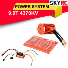 SKYRC SK-300042-02 Brushless Motor 60A ESC LEOPARD Power System for 1/10 RC Car