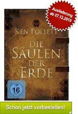 DIE SÄULEN DER ERDE 5 DVD SET SPECIAL EDITION NEU