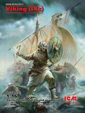 ICM 16301 - 1/16 - Viking with ax and shield 9th century scale figure model kit