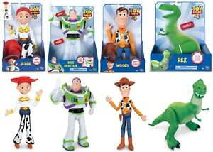 """Toy Story 16"""" Woodie 14"""" Jessie Soft Huggable Exclusive Doll Buzz 12"""" Posable"""