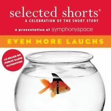Selected Shorts: A Celebration of the Short Story 3 Compact Disks Symphony Space