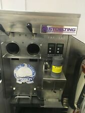 Stoelting Sf121-381-Yg Two Flavor Soft Serve Ice Cream Countertop Machine