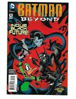 Batman Beyond #6 Variant 1st Print 2016 unread NM
