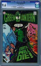 Green Lantern (1960-1988 1st Series DC) #75 CGC 9.6