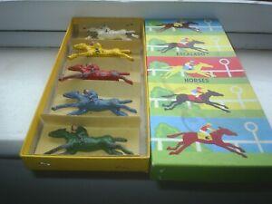 Escalado Lead Horses Chad Valley Boxed Set